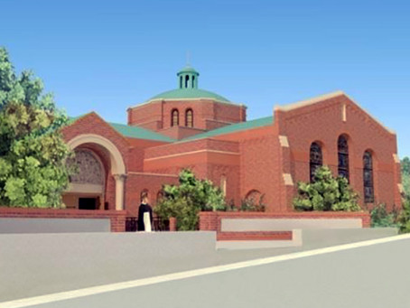 The University of Virginia's New Chapel