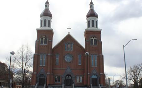 Church Demolition Proceeding