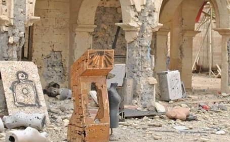 Historic Iraqi Church to be Rebuilt