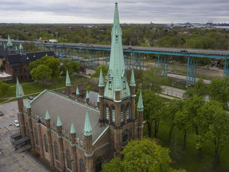 Windsor, Canada Recommits Pledge to Assumption Church