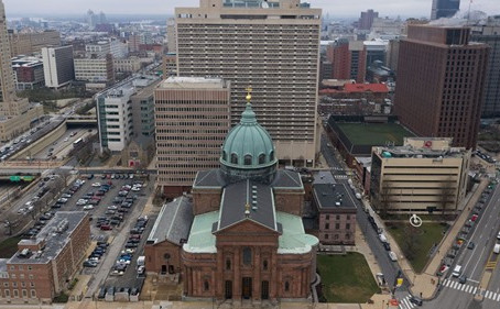 Two New Towers Proposed Next to Philadelphia Cathedral