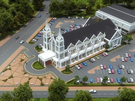 Prominent Malaysian Church Under Construction