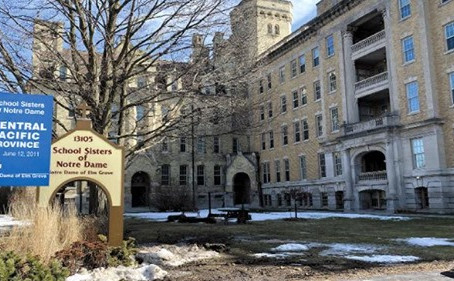 School Sisters of Notre Dame Property to be Converted into Apartments