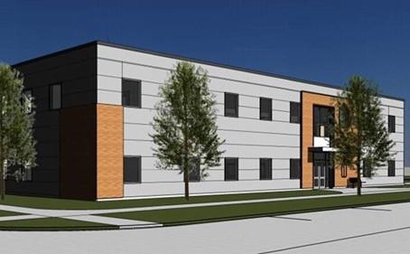 New Catholic Charities Facility Breaking Ground