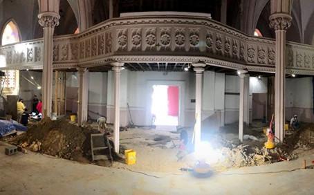 Mysteries Abound Under Norfolk Church