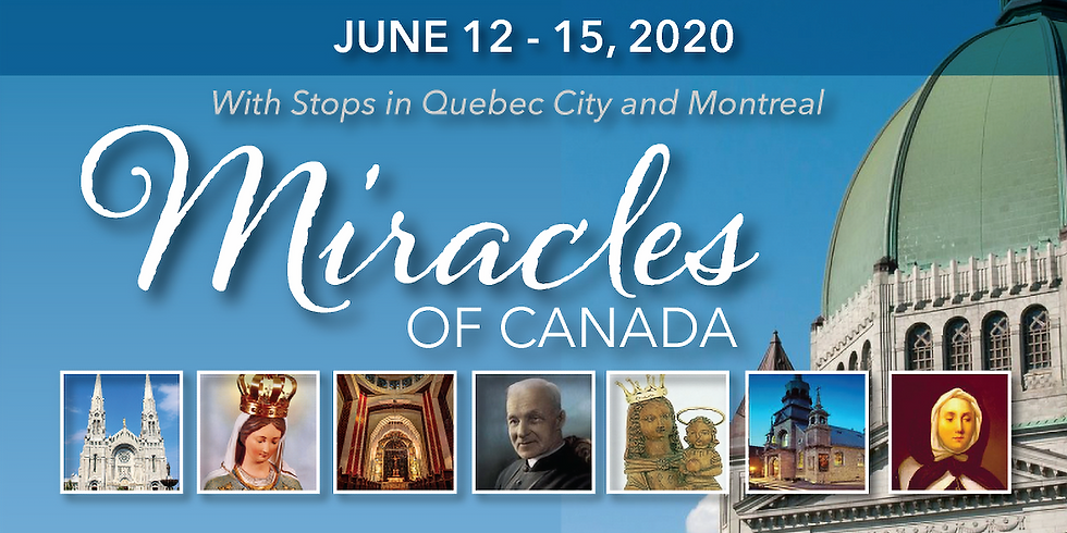 Miracles of Canada