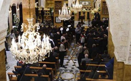Armenian Catholic Church Reopens in Aleppo