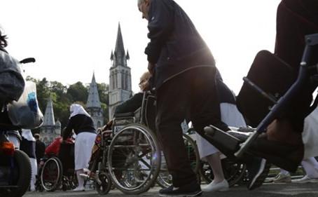 French Catholics Begin Novena as Lourdes Closes