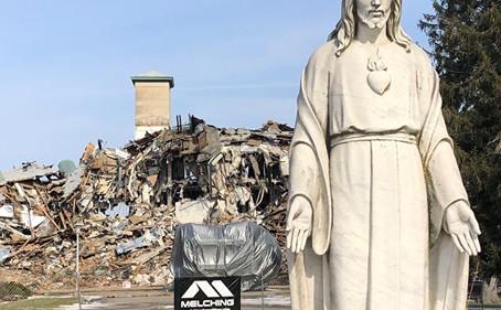 Historic Motherhouse Demolished in Kalamazoo