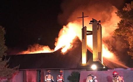 Plans to rebuild Phoenix Church after Massive Fire