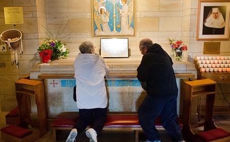 Philadelphia's National Shrine of Saint Mother Katharine Drexel Remains Open
