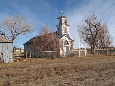 Colorado's Iglesia de San Antonio Receives Historic Registry