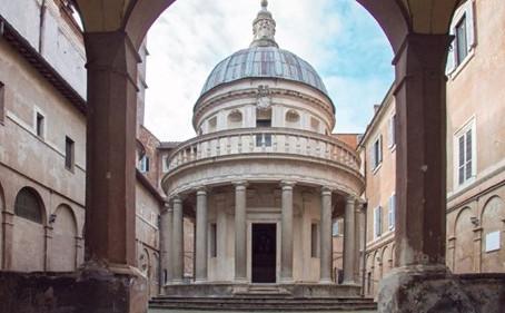 Bramante in Rome