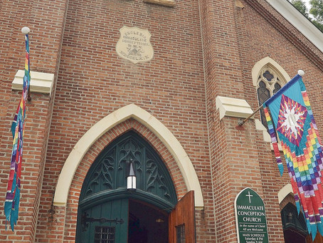 Hoosick Falls' Immaculate Conception Church