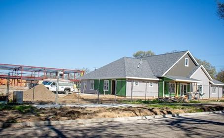 Construction Underway on Catholic Charities West Michigan