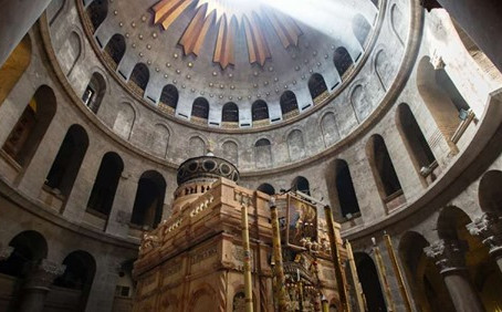 Church of the Holy Sepulcher Closes