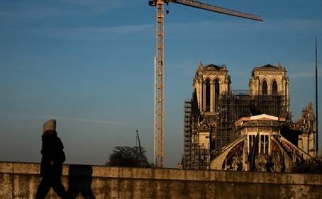 Notre-Dame Rebuilding Won't be Rushed