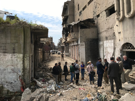 Penn Archaeologists Working to Restore Iraqi Sites
