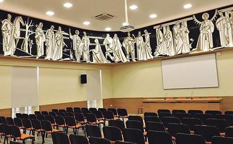 Emvin Cremona's Pauline Panels Restored