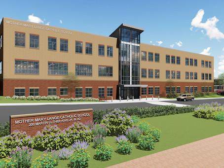 Groundbreaking for the future Mother Mary Lange Catholic School