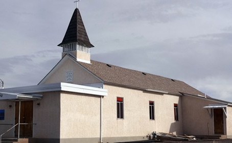 Colorado Church Roof Project is Complete