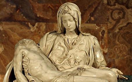 Little-Known Facts about Michelangelo's Pietà
