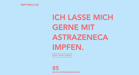 Impftmich.de - Aktion