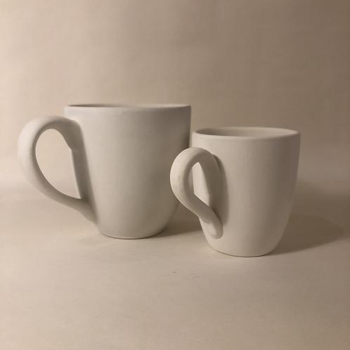 Tapered Mug - 2 sizes