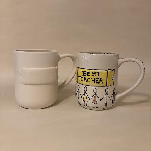 Award Mug. - 11cm (h)
