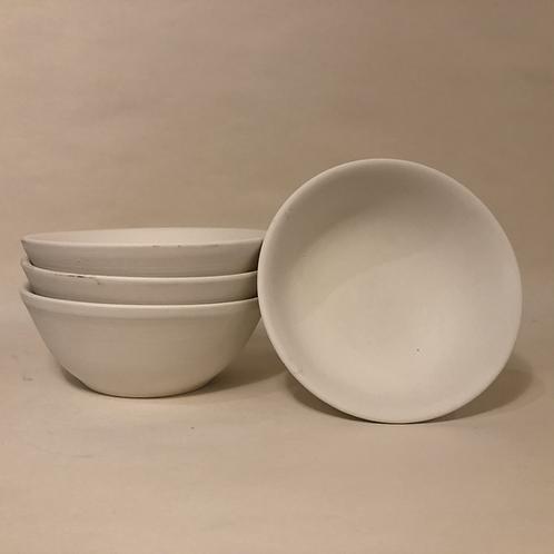 Shallow Cereal Bowl - 15cm 6cm (h)