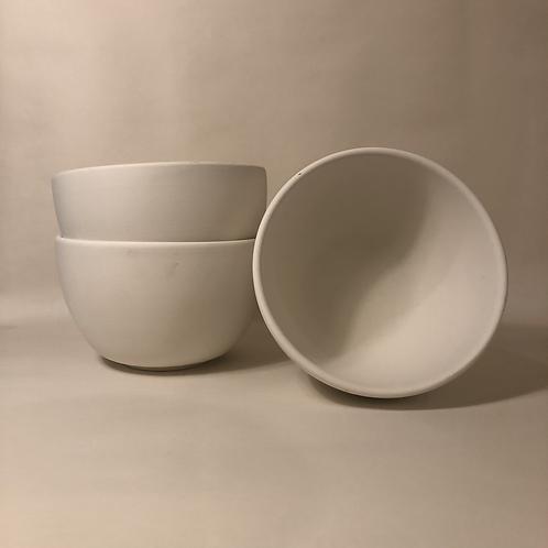 Deep Cereal Bowl - 15cm (diam) 9.5 (h)