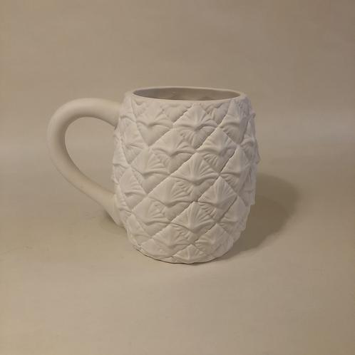 Pineapple Mug - 11.5cm (h)