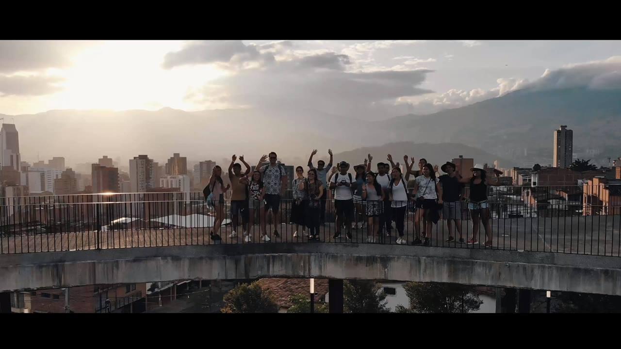 Tour Arquitectónico Medellín 2018-1