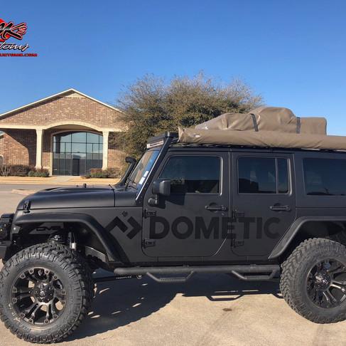 Dometic Jeep