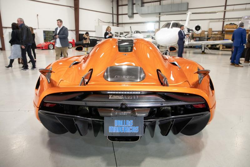 Koenigsegg Regera Dallas