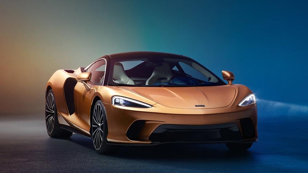 2020 McLaren GT Luxe Coupe