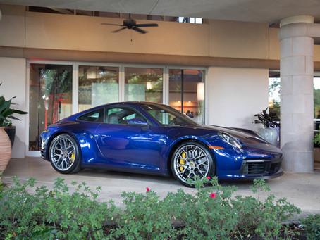 Park Place Porsche unveils new 911
