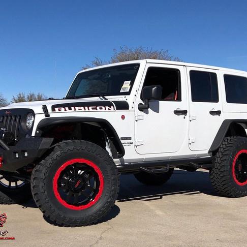 Stunning Jeep Rubicon