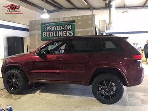 Custom Jeep Grand Cherokee >> Custom Grand Cherokee
