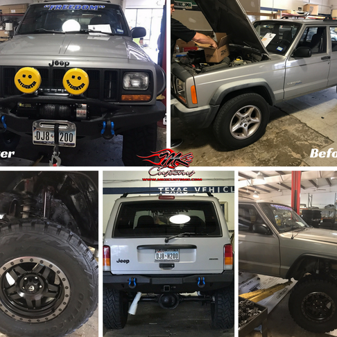Cherokee Upgrade