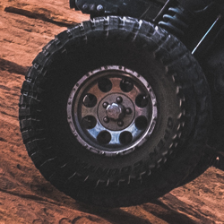 MK's Customs Tires