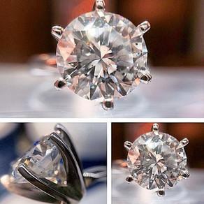 Stunning Round Diamond Ring