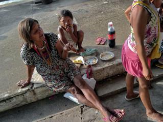 Migrante cidadão: sobrevivência dos Warao em Belém e Santarém