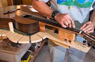 Funarte promove encontro de luthiers