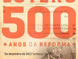 """Exposição """"Lutero - 500 anos da reforma"""" mostra material raro e inédito"""