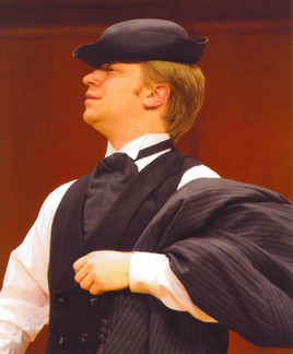 Uberto in La Serva padrona with Boheme Opera NJ