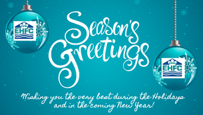 The EHFC Board of Trustees Season's Greetings to CIPHI Members & Friends of the Foundation.