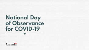 National Day of Rembrance for COVID-19