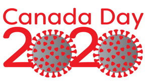 HAPPY CANADA DAY!  Happy 153rd birthday, Canada!