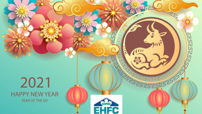 Year of the Ox - Happy New Year